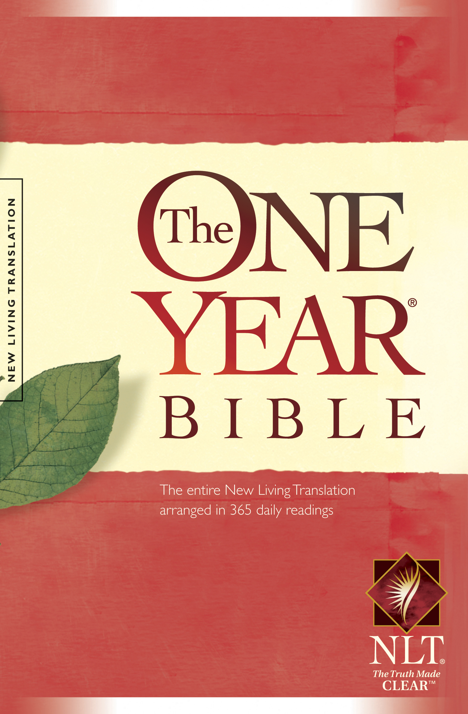 One Year Bible- NLT