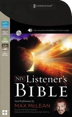 NIV Listener's Bible