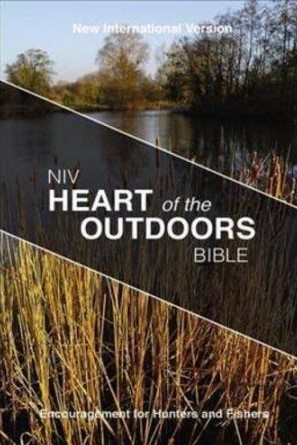 Heart of the Outdoors Bible- NIV
