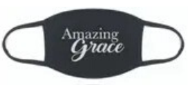 Mask Amazing Grace Black