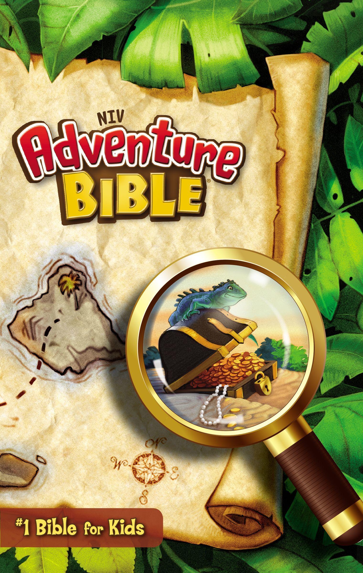 NIV Adventure Bible- Paperback