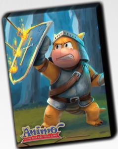 Animo Card Sleeves- Armorino