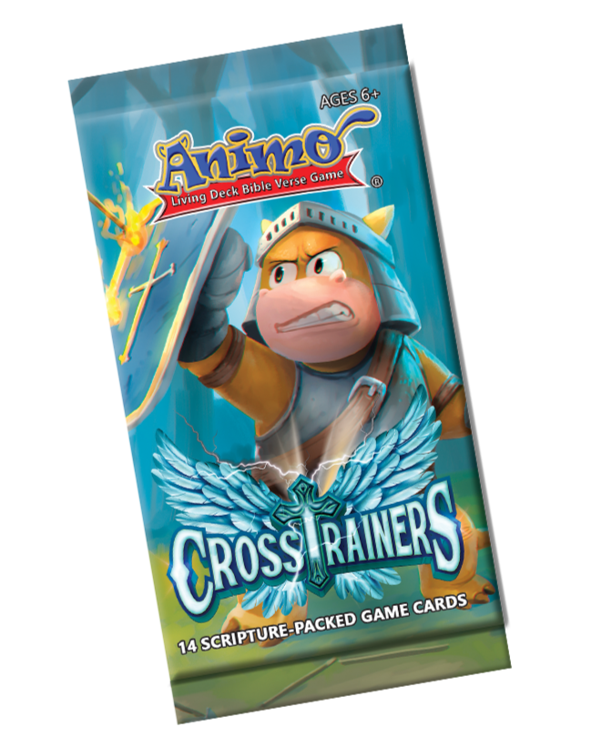 *NEW* Animo Crosstrainers Booster Pack