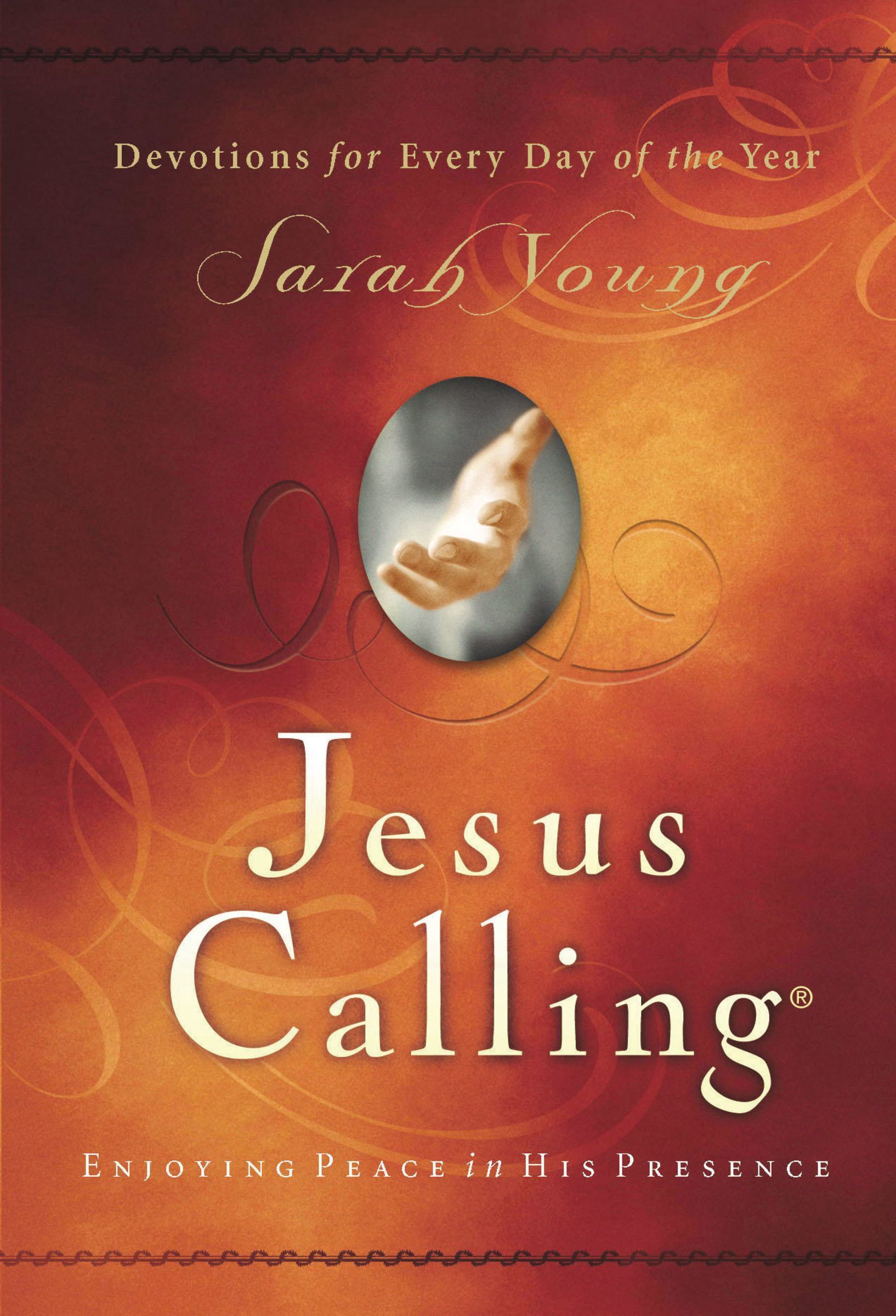 Jesus Calling- Hardback