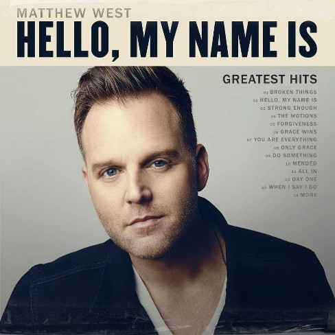 Hello My Name Is- Greatest Hits