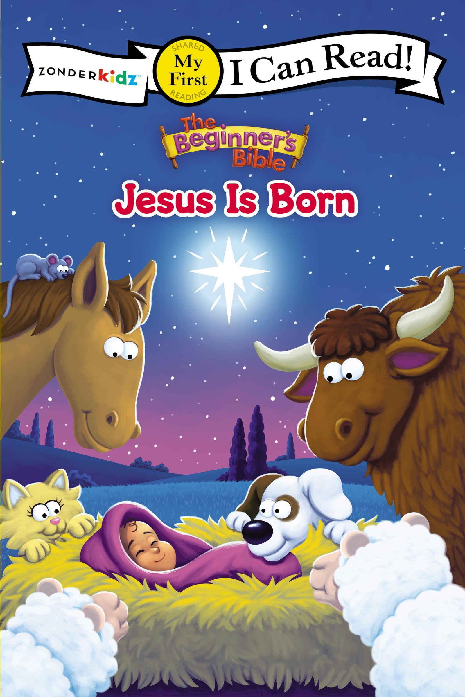 Beginner's Bible Jesus is Born