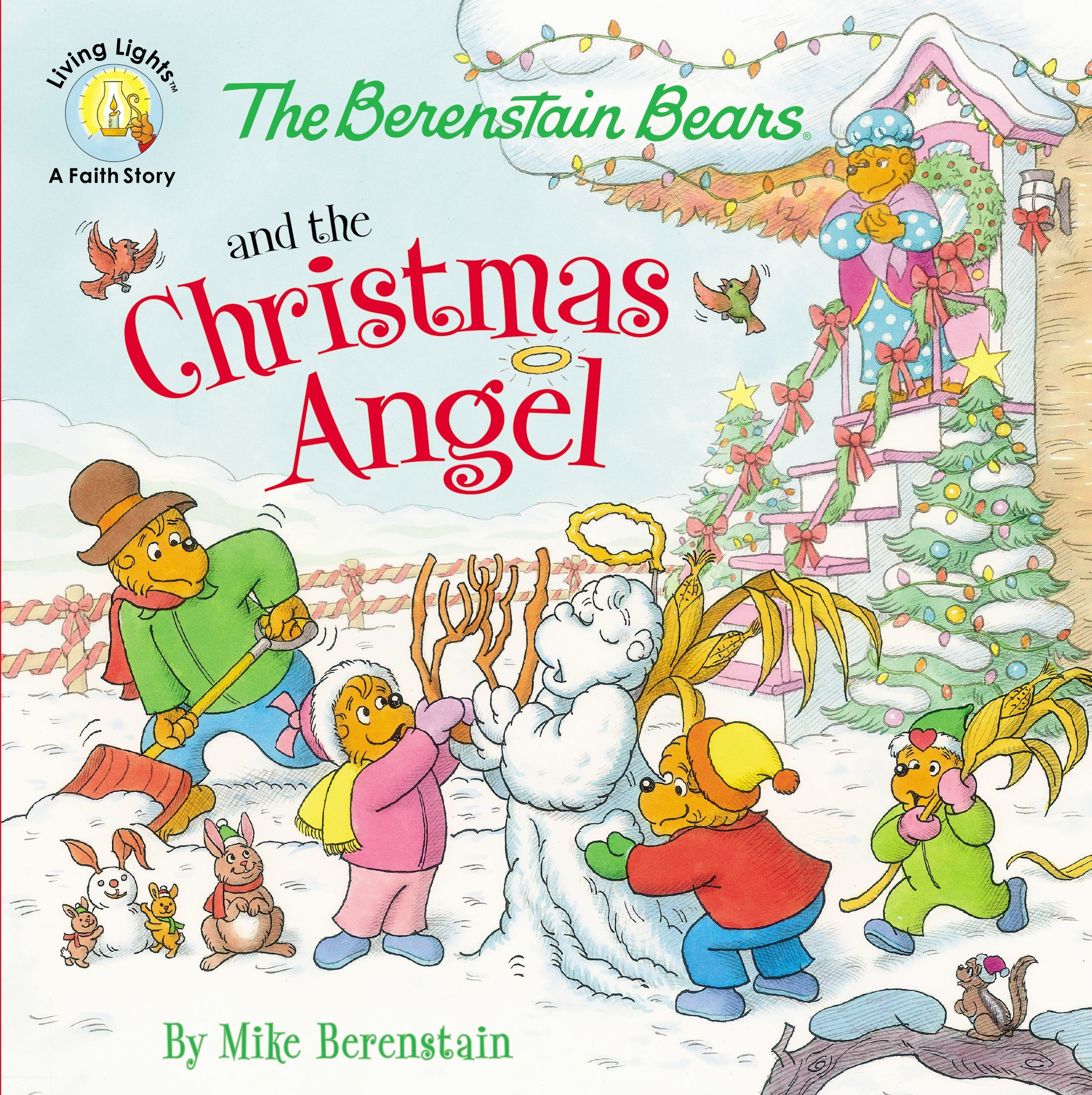 Berenstain Bears and the Christmas Angel