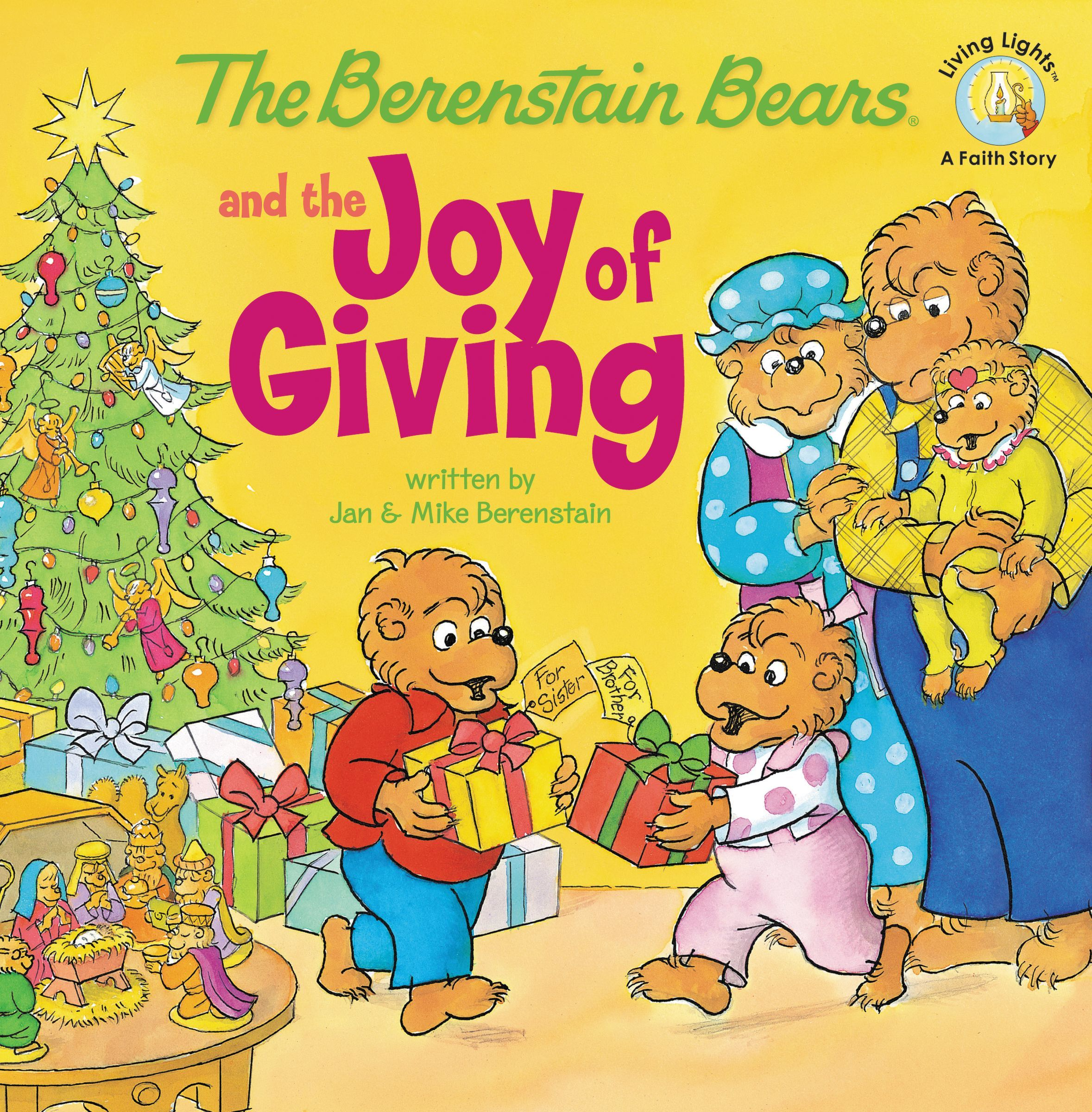 Berenstain Bears and the Joy of Giving