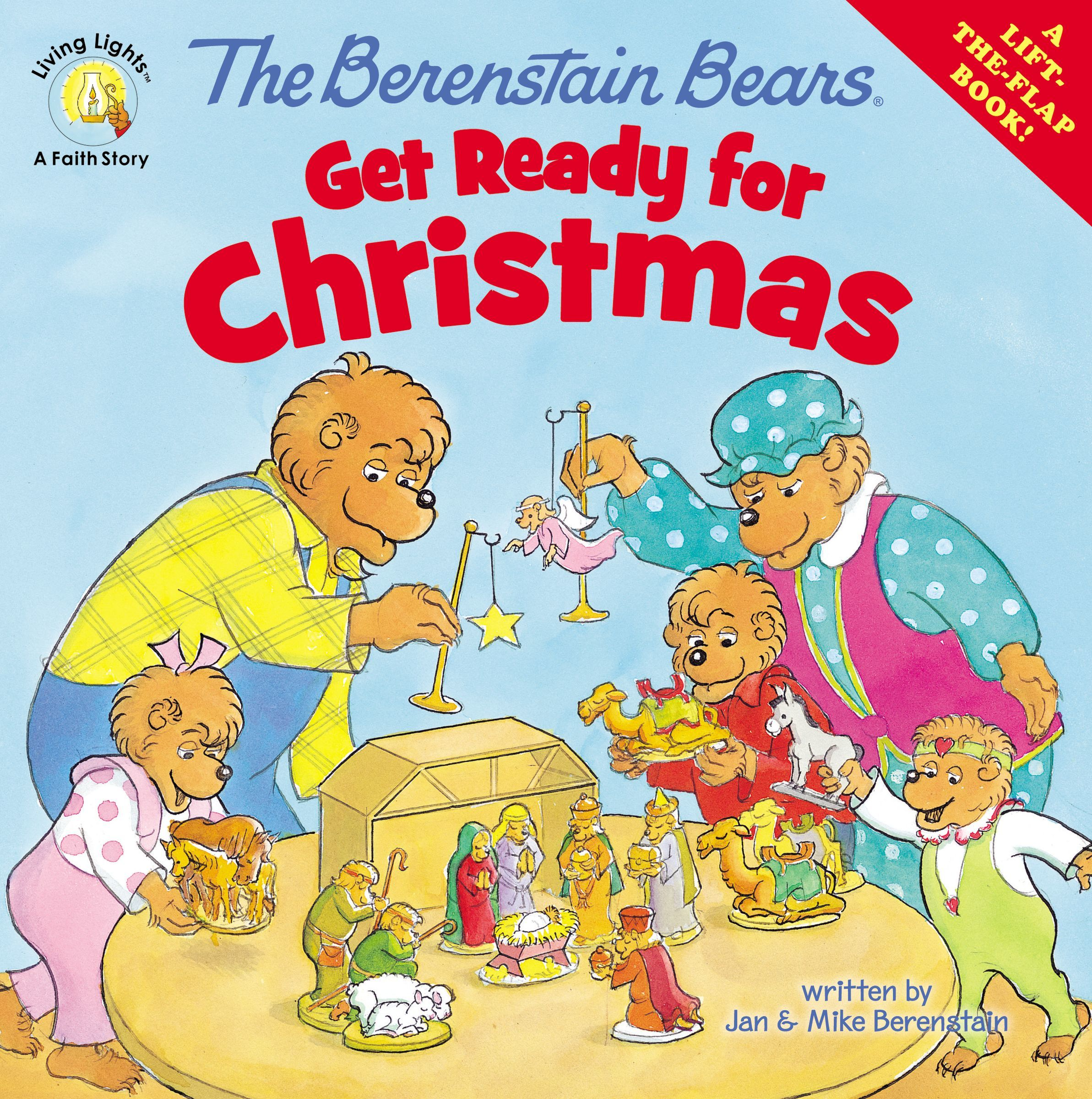 Berenstain Bears Grt Ready for Christmas