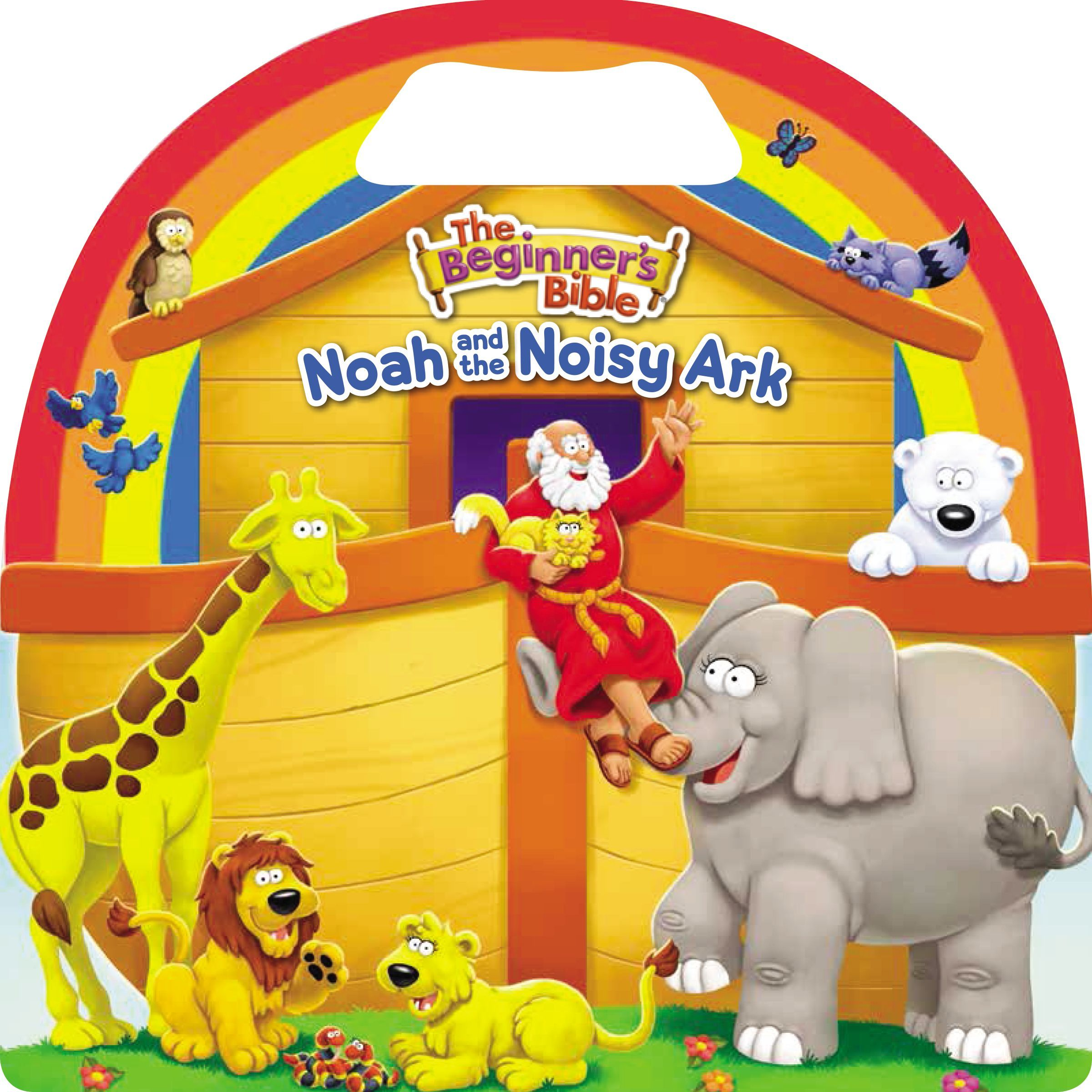 Beginner's Bible Noah and the Noisy Ark