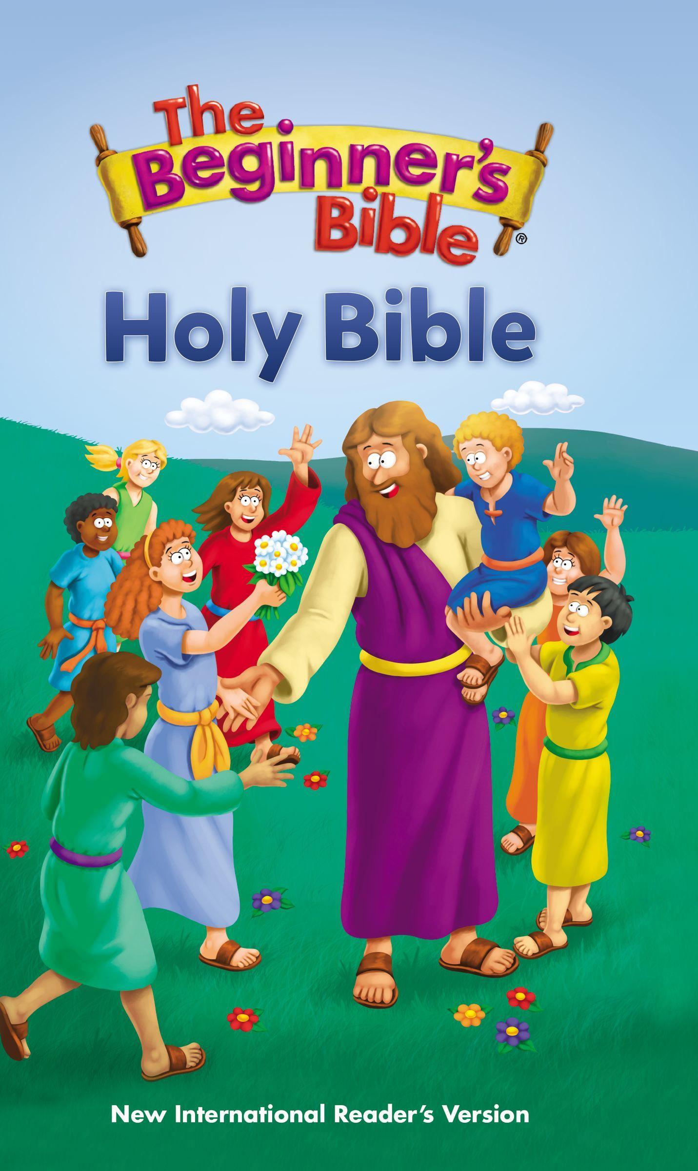NIrV Beginner's Bible- Hardcover