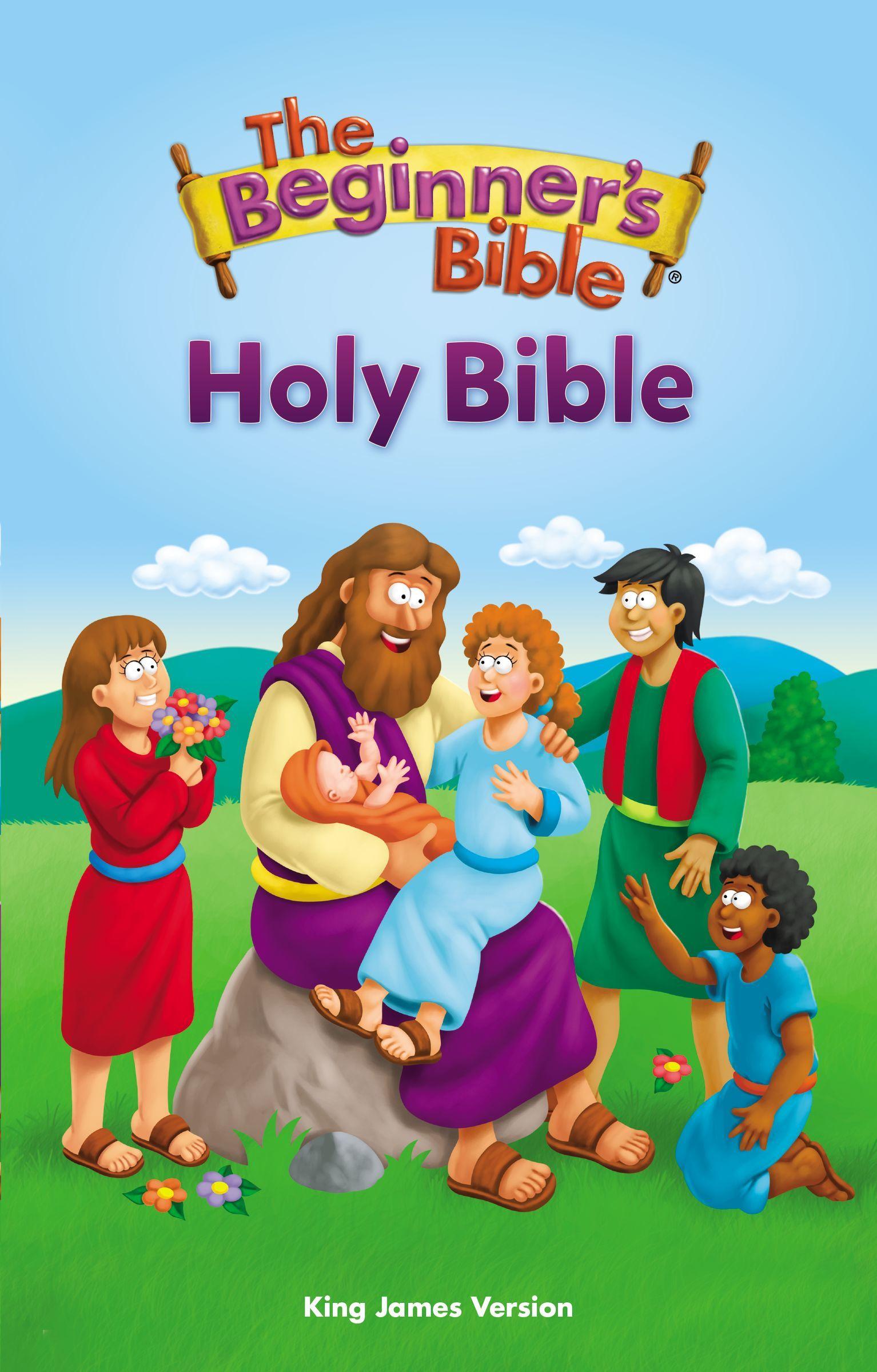 KJV Beginner's Bible- Hardcover