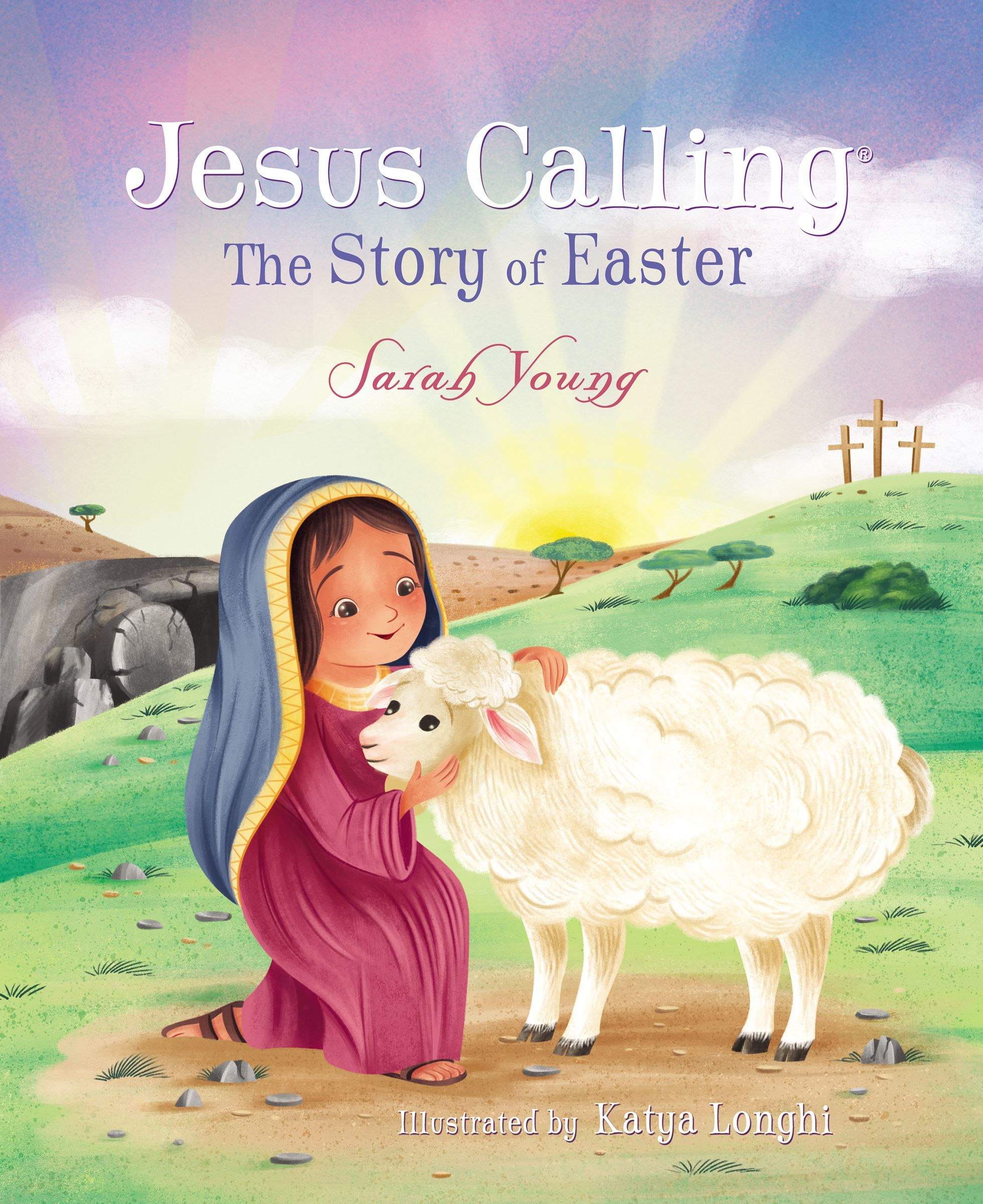 Jesus Calling: The Story of Easter Boardbook