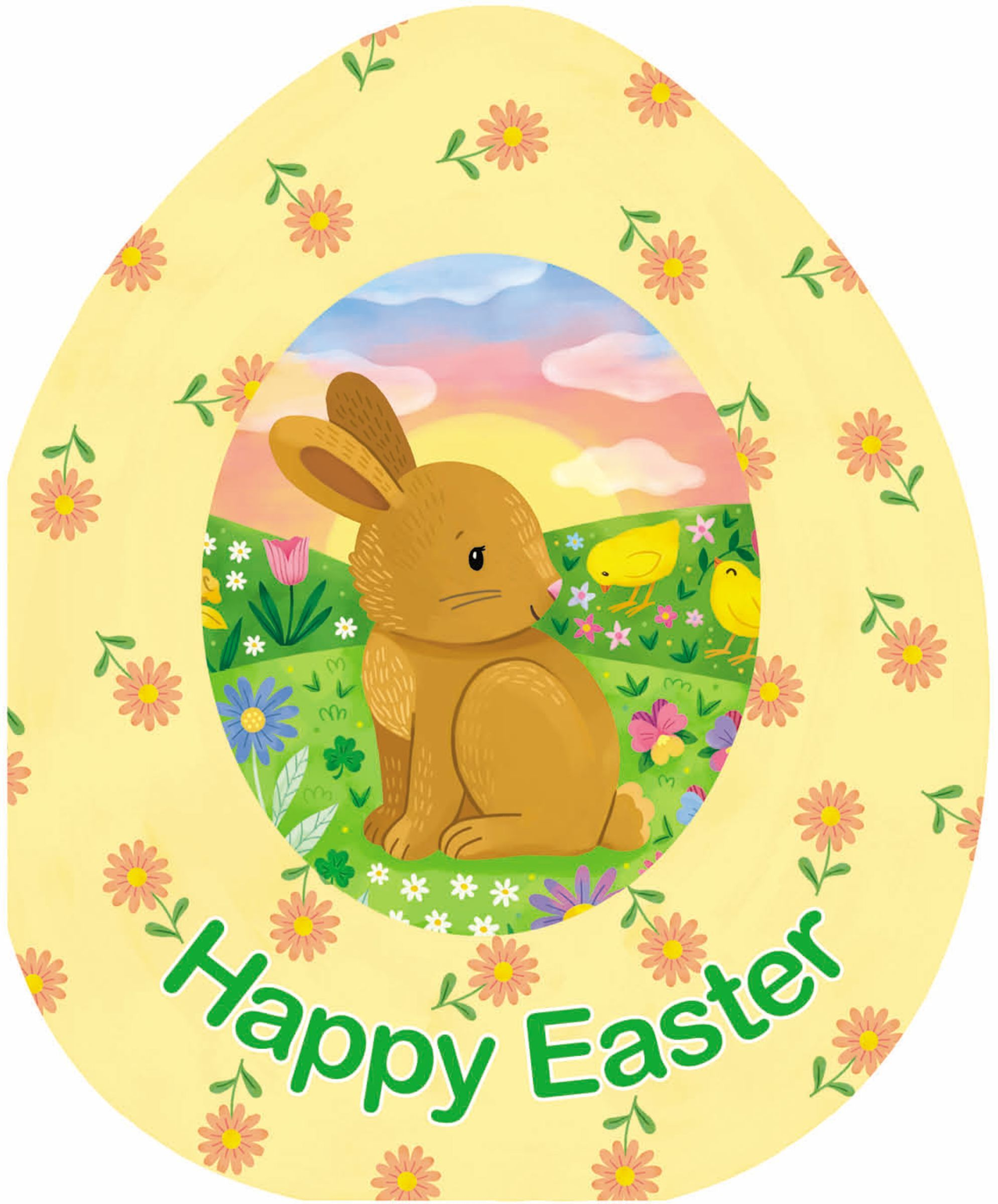 Happy Easter Boardbook